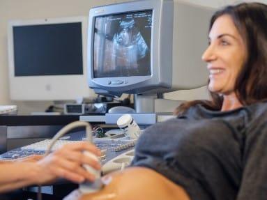 Tryghedsscanning nervøs for barn tryghed i graviditeten